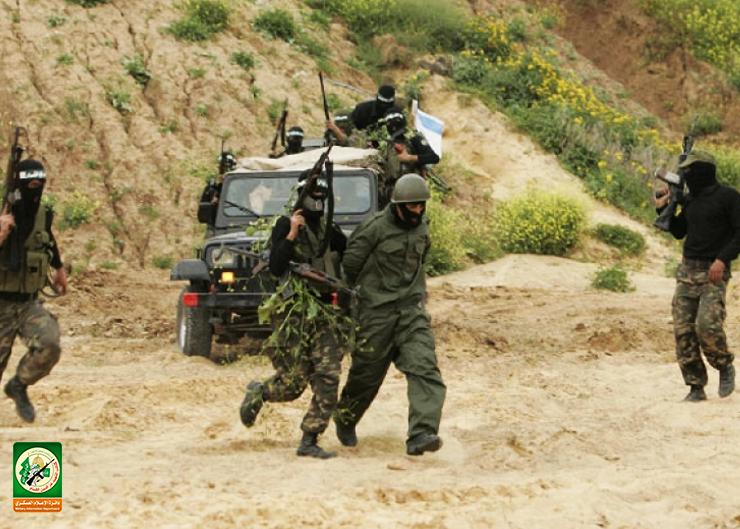 נסיונות לשבות חיילים בקרב אל-פורקאן